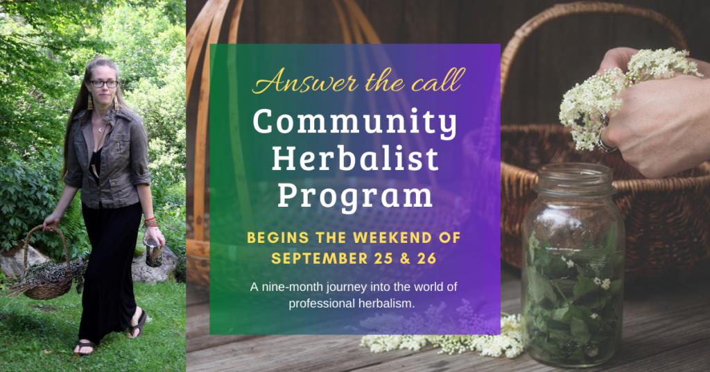 Community Herbalist Program | Florida School of Holistic ...