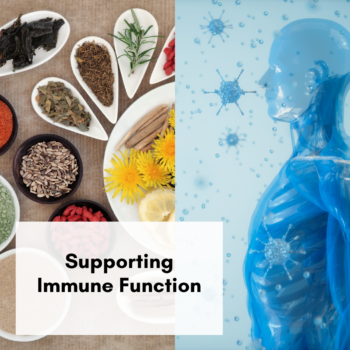 Supporting Immune Function