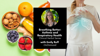 Breathing BetterL Asthma and Respiratory Health with emily Ruff