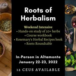 Roots of Herbalism Homestudy