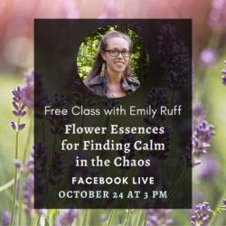 Emily-Free Flower Essence Class